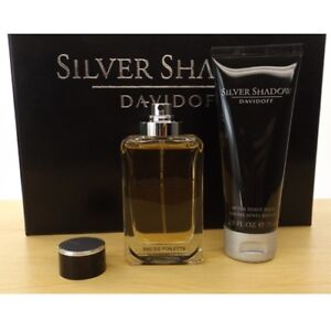 **MOTHERS DAY**SILVER SHADOW BY DAVIDOFF GIFT SET FOR MEN