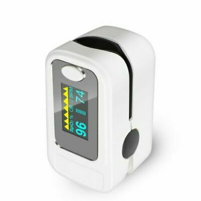 Finger Pulse Oximeter Blood Oxygen Meter Pulse Rate Monitor