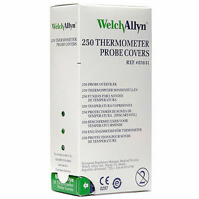 Welch Allyn - Suretemp Thermometer Probe Covers 250bx