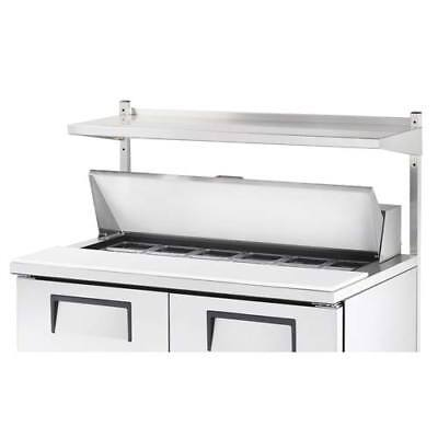 True 914980 Single Overshelf For 72w True Prep Tables