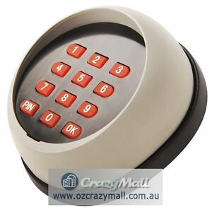 Security Sliding Gate Opener Wireless Control Key Pad Melbourne CBD Melbourne City Preview