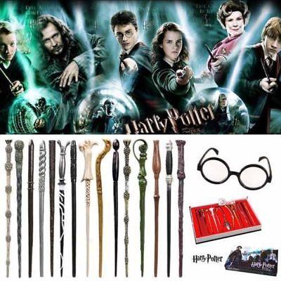 dor Slytherin Robe Zauberstab Krawatte Schal Cosplay Serie (Harry Potter Robe Schule)