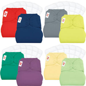 Flip Cloth Diaper Lifestyle Pack - AMAZING Savings!