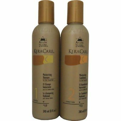 Avlon Keracare Moisturizing Color Treated Shampoo & Conditioner 8oz SET