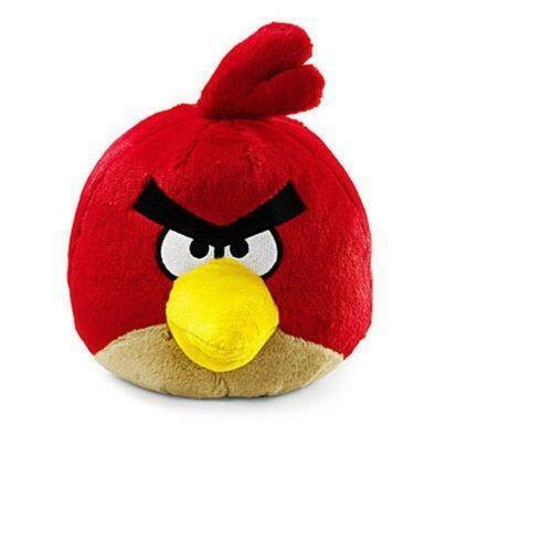 Angry birds plush 8 ebay - Angry birds toys ebay ...