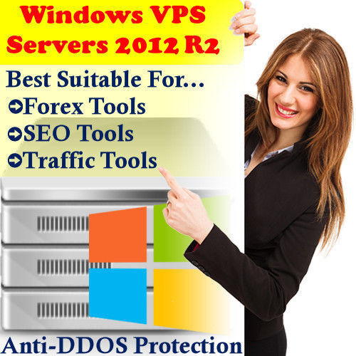 Windows Vps Virtual Server |3gb|30gb Hdd|2vcpu|unmetered|forex|seotools|ok