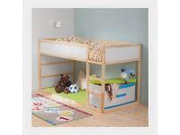 Ikea Kura child bed