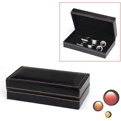cufflink jewelry box ebay
