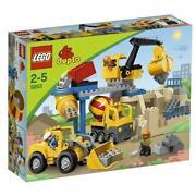 Lego Duplo Steinbruch