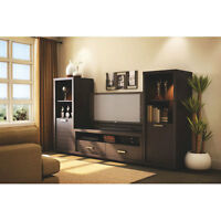 South Shore Skyline Entertainment Unit- set of 3 BNIB