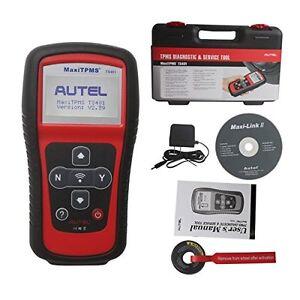 NEW ! Autel TS401 MaxiTPMS TPMS And Diagnostic & Service Tool
