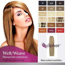 Remy Human Hair Silky Weft/Weave Hair Extensions | Professional Supplier