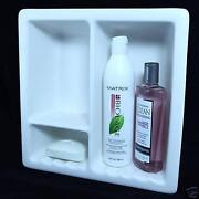 Ceramic Shower Shelf