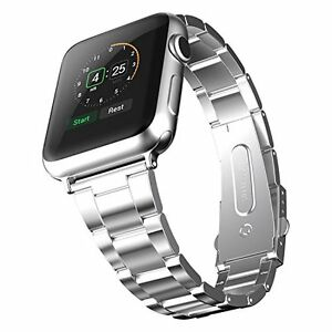 **APPLE WATCH SERIES 1/2 42MM STEEL BAND FOR SALE**