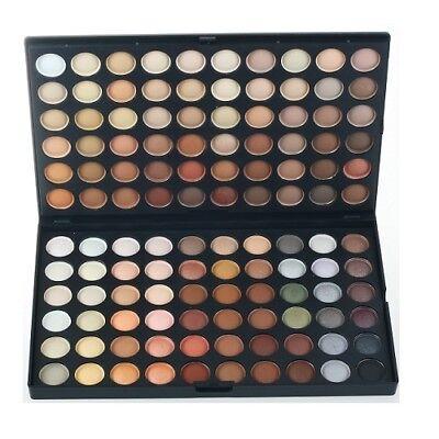 120 Colores Paleta de Sombras Ojo Maquillaje Kit Set Profesional Caja