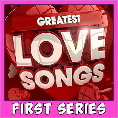 Best Of Love Songs Music Videos   4 Dvd Set   103 Classics   Pop Rock R B Hits 1