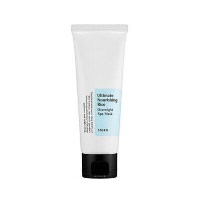 [COSRX] Ultimate Nourishing Rice Spa Overnight Mask 60ml / Korean Cosmetics