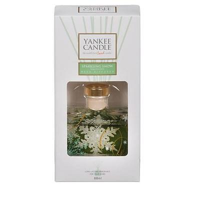 Yankee Candle Signature Reed Diffuser - Sparkling Snow