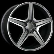 Mercedes GL450 Rims