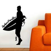 Surf Wall Stickers