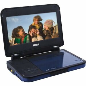 Portable 8 inch screen  DVD player RCA in very good condition