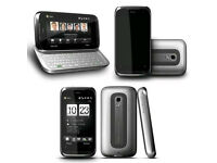 HTC Touch Pro2 Silver/black (Unlocked) Smartphone WIFI, 3G UNLOCKED