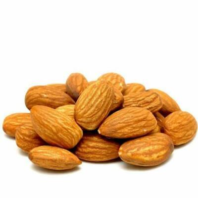 Almonds - Whole Natural Raw or Roasted 1.5 lb and  5 lb Bag Always Fresh!! Whole Roasted Almonds