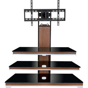 "Insignia TV stand + mount (fits up to 60"")"