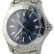 Tag Heuer Link Blue