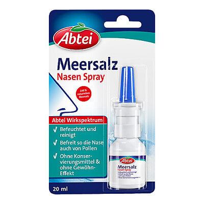 ABTEI Meersalz Nasenspray standard 20ml PZN 03066910