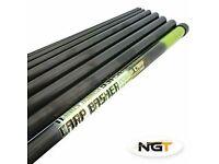 NEW 11m carp basher pole NGT Elasticated