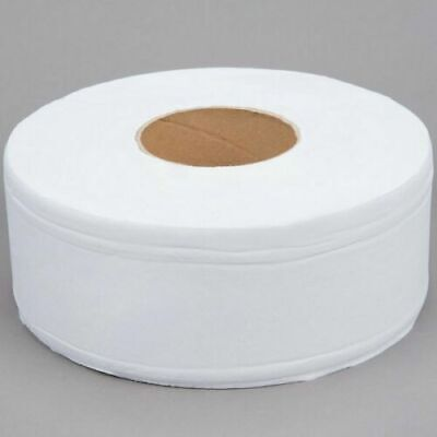 Large 2 Ply Jumbo Toilet Paper Roll With 9 Diameter 12 Case White Janitorial