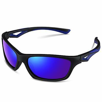 Polarized Sunglasses for Kids Boys Girls Child Teen Toddler Wayfarer Youth (Sunglasses For Teenage Girls)
