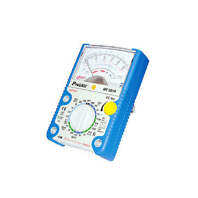 Eclipse Mt-2018 Protective Function Analog Multimeter With Capacitanc
