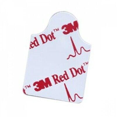 3m Red Dot Resting Ekg Electrode Bx100 2330