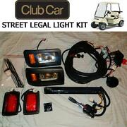 Golf Cart Light Kit