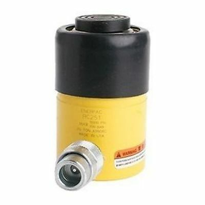 Enerpac Rc-251 25 Ton Single Acting Hydraulic Cylinder New Made In Usa