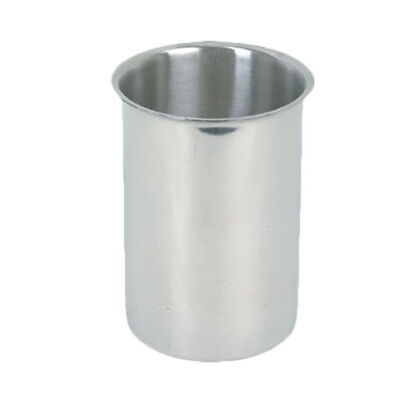 Thunder Group Slbm003 3-12 Qt Stainless Steel Bain Marie Pot