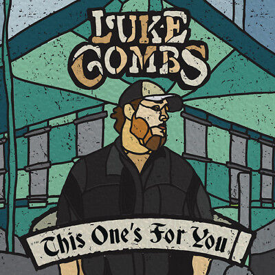 Luke Combs   This Ones For You  New Cd