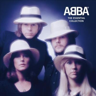 ABBA - THE ESSENTIAL COLLECTION NEW CD