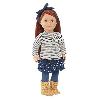 "Our Generation 18"" Non Poseable Doll - Kendra on Rummage"