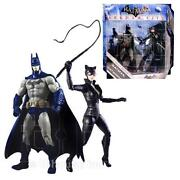 Batman Arkham City Catwoman