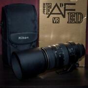 Objektiv 400mm