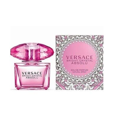 Edp Box - Versace Bright Crystal Absolu 3.0 EDP Perfume For Women New In Box