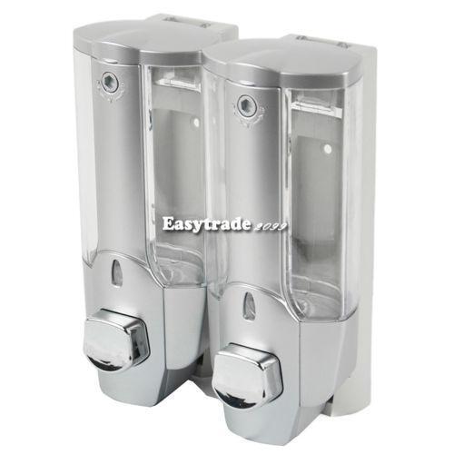 Double Soap Dispenser Ebay