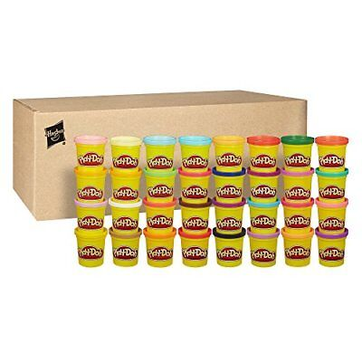 Play Doh 36-Can Mega Pack - Amazon Exclusive, New, Free Ship