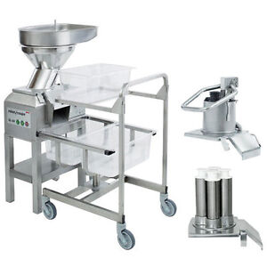 Robot Coupe CL60 Vegetable Preparation Machine Workstation Kitchener / Waterloo Kitchener Area image 1