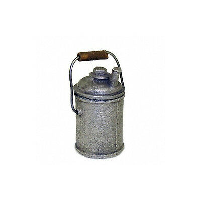 Dollhouse Sir Thomas Thumb Artisan Metal Gas Can 1:12 Doll House Miniatures