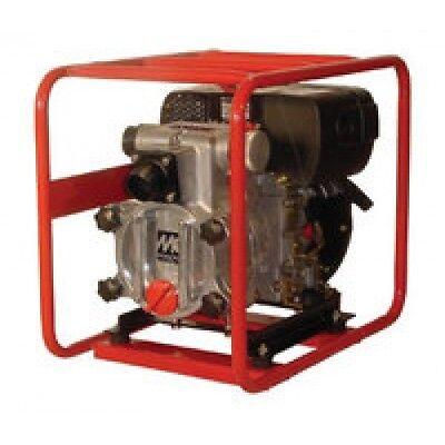 Multiquips Qp3tz 3 383 Gpm Subaru-hatz Recoil Start Diesel Trash Pump