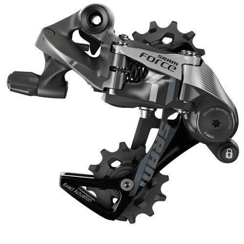 SRAM Force 1x 10-11 Speed Road Gravel Cyclocross Rear Derailleur Medium Cage